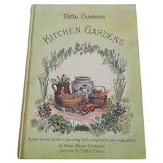 Betty Crocker's Kitchen Gardens pictures by Tasha Tudor