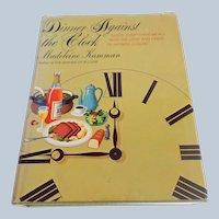 Dinner Against The Clock Cookbook Madeleine Kamman