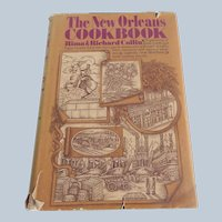 The New Orleans Cookbook by Rima & Richard Collin