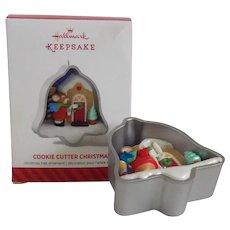 Hallmark Keepsake Cookie Cutter Christmas Ornament 3rd