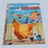 Little Golden Book The Little Red Hen