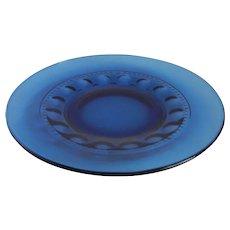 Crown Imperial Blue Dinner Plate by Tiara