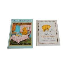 Pooh's Birthday Book and Pooh's Alphabet Book