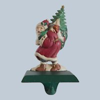 Midwest of Cannon Falls Santa Christmas Stocking Holder