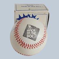 Jack In The Box Texas Rangers Baseball