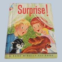 Surprise a Rand McNally Elf Book