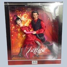 Fao Schwarz Tango Barbie and Ken Dolls