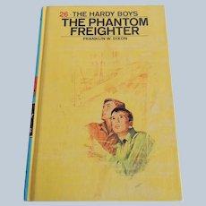 The Hardy Boys The Phantom Freighter #26