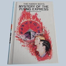The Hardy Boys Mystery Of The Flying Express