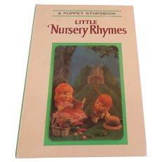 Puppet Storybook LIttle Nursery Rhymes