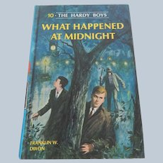 The Hardy Boys What Happened At Midnight #10