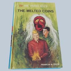 The Hardy Boys The Melted Coin #23