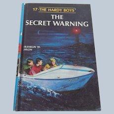 The Hardy Boys The Secret Warning #17