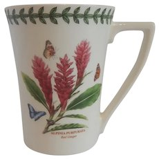 Portmeirion Botanic Garden Red Ginger Mug