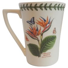 Portmeirion Botanic Garden Bird Of Paradise Mug