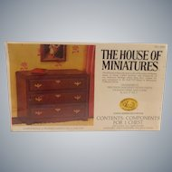 The House Of Miniatures Chest
