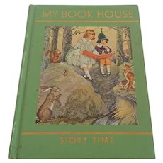 My Book House Story Time Book