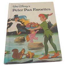 Walt Disney's Peter Pan Favorites