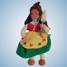 Maria Helena  Costume Doll Portugal