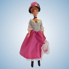 Barbie Doll French THe World Collection