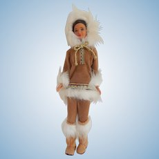 Barbie Doll Arctic The World Collection