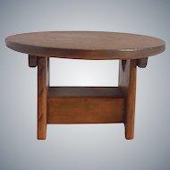 Toncoss Wood Tilt Top Table