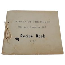 Women Of The Moose Hialeah Chapter 1231 Recipe Book