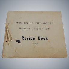 Women Of The Moose Hialeah Chapter 1231 Recipe Book