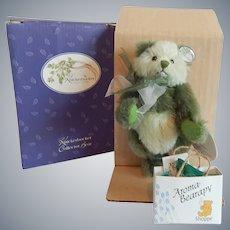 Knickerbocker Collector Penny Zenglein Bear Eucalyptus