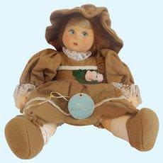 Artist Beth Massman Doll