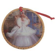 Enesco Barbie Happy Holidays Christmas Ornament