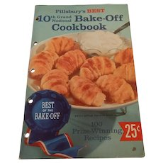 Pillsbury's Best 10th Grand National Bake-Off Cookbook