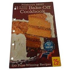 Pillsbury's Best 11th Grand National Bake Off Cookbook