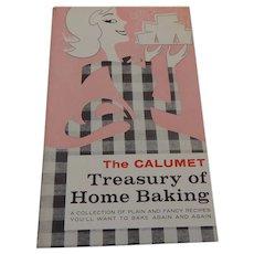 The Calumet Treasury of Home Baking Booklet