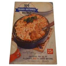 Pillsbury's 8th Grand National Cookbook