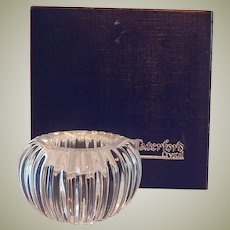 Waterford Crystal Tealight Candle Holder
