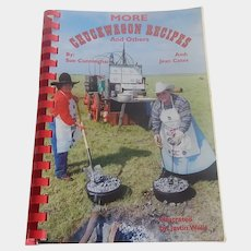 More Chuckwagon Recipes And Others by Sue Cunningham