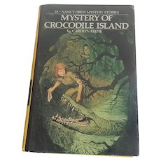 Nancy Drew Mystery Of Crocodile Island