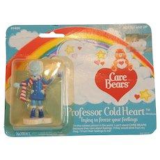 Professor Cold Heart Care Bears Miniature Figural