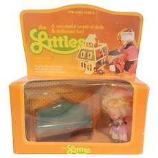 Mattel Hedy Littles And Her Sofa