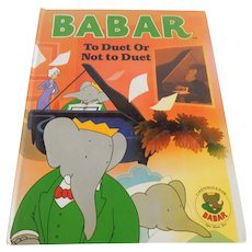 Babar To Duet Or Not To Duet