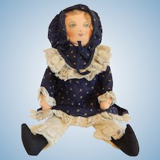 Hand Crafted Cloth Cloth Doll