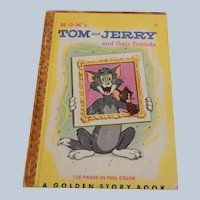 Tom and Jerry A Golden Story Book