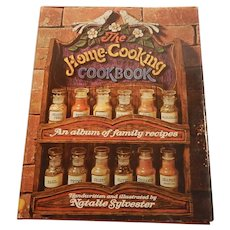 The Home Cooking Cookbook by Natalie Sylvester