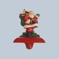 Midwest Of Cannon Falls Santa Stocking Holder
