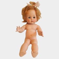 "Madam Alexander 14"" Tall Baby Doll"