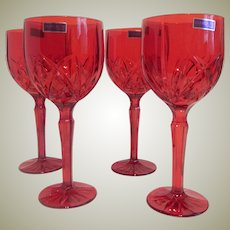 Marquis by Waterford Brookside Red Wine Goblets