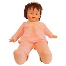 "Madame Alexander 25"" Huggums Baby Doll"