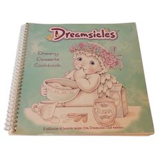 Dreamsicles Dreamy Dessert Cookbook