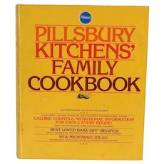 Pillsbury Kitchens Family Cookbook 1979